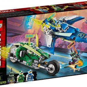 LEGO Ninjago - Jay and Lloyd's Velocity Racers (71709)
