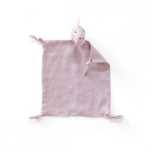 Kids Concept - Comfort Blanket Dino - Pink (1000418)