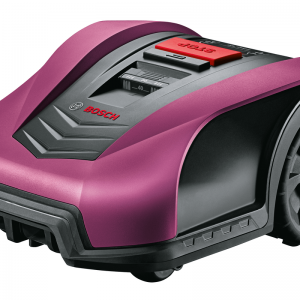Bosch - Cover For Indego Robotic Lawn Mower - Fushia
