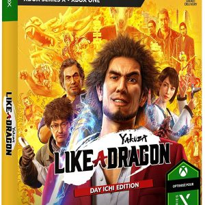 Yakuza: Like a Dragon (Day Ichi Edition)
