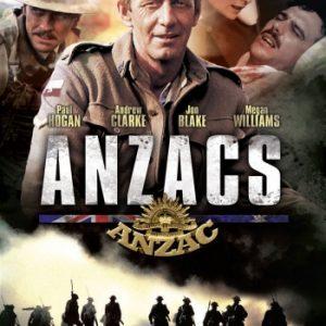 Anzacs - DVD