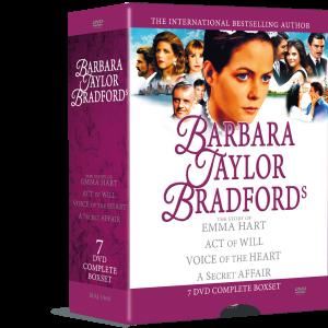 Barbara Taylor Bradford Boxset