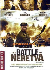 Battle of Neretva, The (1969) - DVD