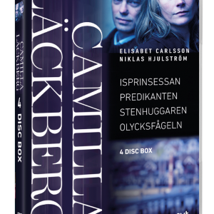 Camilla Läckberg - Box