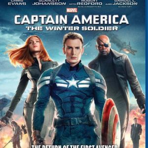 Captain America: The Winter Soldier (Blu-Ray)