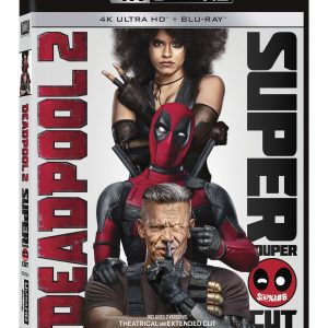 Deadpool 2 (4K Blu-Ray)