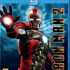 Iron Man 2 (Blu-Ray)