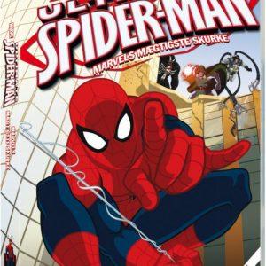 Marvel Ultimate Spider-Man Vs Marvel's Greatest Villains Vol. 2/Ultimate Spider-Man 2: Marvels Mægtigste Skurke - DVD