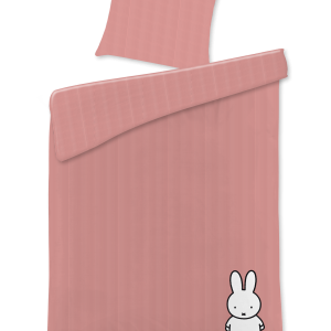 Miffy - Junior Bedding (140 x 100 cm) - Pink