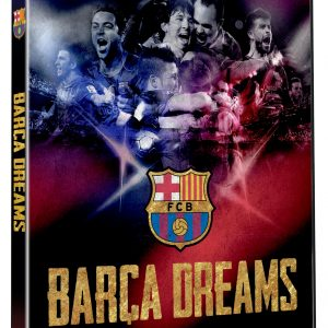 Barca Dreams - DVD