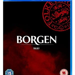Borgen: Seasons 1-3 (Blu-Ray)