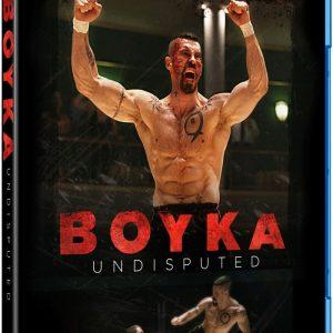 Boyka: Undisputed (Blu-Ray)