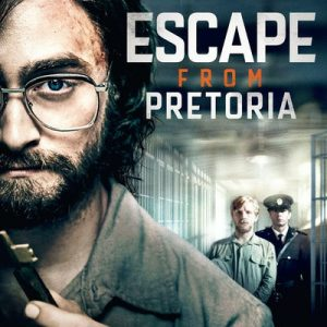 Escape From Pretoria - Blu ray