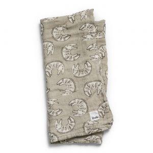 Elodie Details - Bamboo Muslin Blanket - Kindness Cat