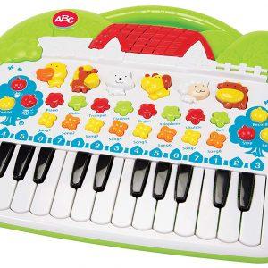 ABC - Music Animal Keyboard ( I-104018188)