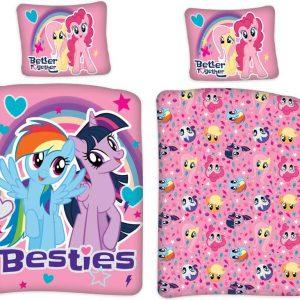 Bed Linen - Junior Size 100 x 140 cm - My Little Pony (1030000)