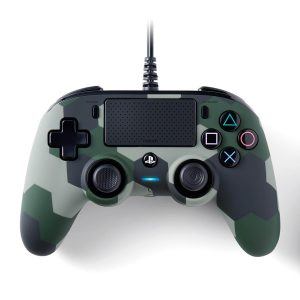 Nacon Compact Controller (Green Camouflage)