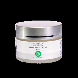Neurogan - CBD Face Cream 500 mg 60 ml