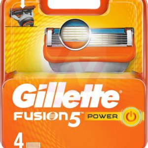 Gillette - Fusion Power 4-pack