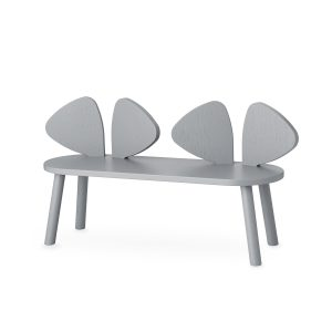 Nofred - Mouse Bench - Grey