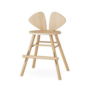 Nofred - Mouse High Chair Junior - Oak