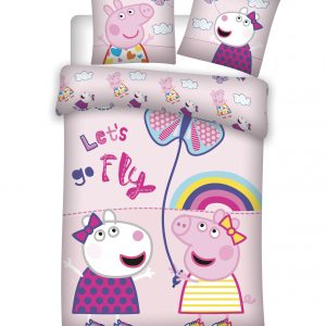 Bed Linen - Junior Size 100 x 140 cm - Peppa Pig (1000405)