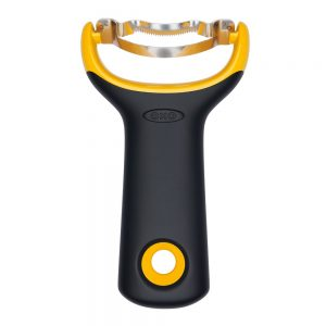 OXO - Corn Prep Peeler - Black/Orange (X-11244400)