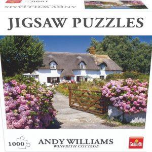 Goliath - Puzzle - Winfrith Cottage (1000pcs) (71374)