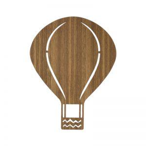 Ferm Living - Air Balloon Lamp - Smoked Oak (3229)
