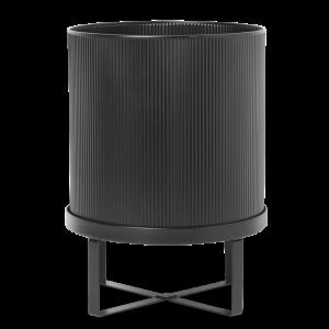 Ferm Living - Bau Pot - Black (100202101)