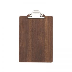 Ferm Living - Clipboard A4 - Smoke Oak (3037)