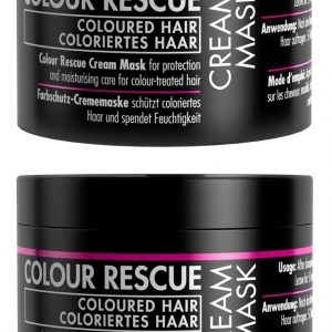GOSH - 2 x Colour Rescue Cream Mask 175 ml