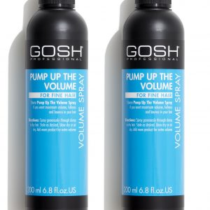 GOSH - 2 x Pump Up The Volume Spray 200 ml