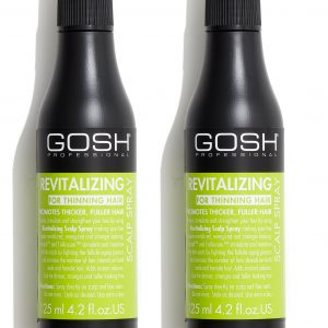 GOSH - 2 x Revitalizing Scalp Spray 125 ml