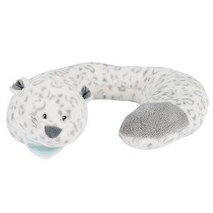 Nattou - Head Supports - Lea Snow Leopard