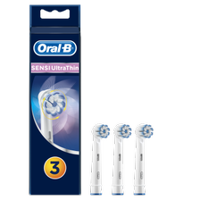 Oral-B - Sensi Ultrathin Toothbrush Head (3 Pcs)