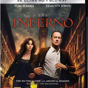 Inferno (4K Blu-Ray)