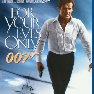 James Bond - For Your Eyes Only (Blu-Ray)