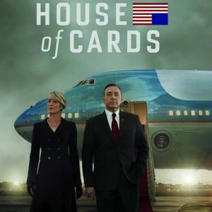 House Of Cards - Season 3 - DVD