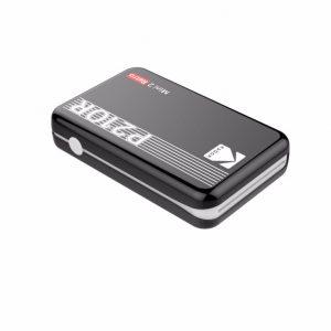 Kodak - Mini 2 Plus Retro Mini Printer - Black