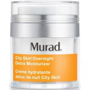 Murad - City Skin Overnight Detox Moisturizer Yövoide 50ml