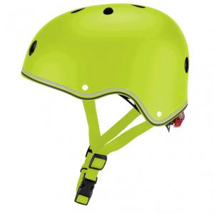 GLOBBER - Helmet Primo Lights (48-53 cm) - Green (505-106)