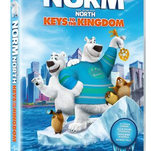 Norm Of The North - Keys To The Kingdom- Dvd