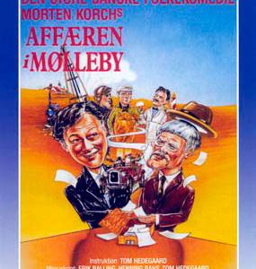 Affæren I Mølleby - DVD