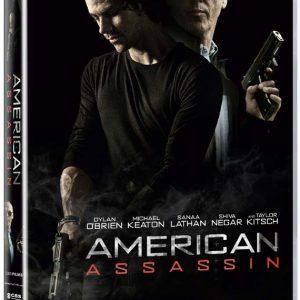 American Assassin - DVD