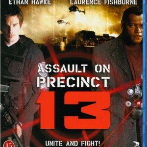 Assault On Precinct 13 - Blu Ray