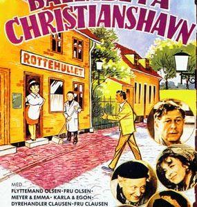 Ballade På Christianshavn - DVD