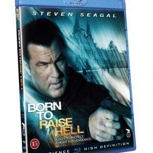 Born To Raise Hell - Blu Ray