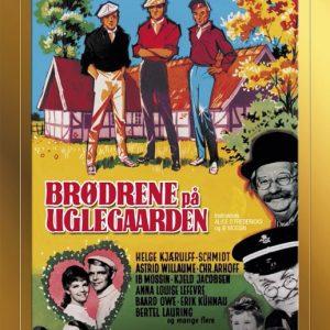 Brødrene På Uglegården - DVD