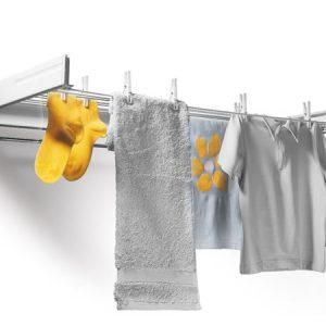 Leifheit - Telegant 36 Protect Plus Drying Rack 72 x 37 cm (259080)